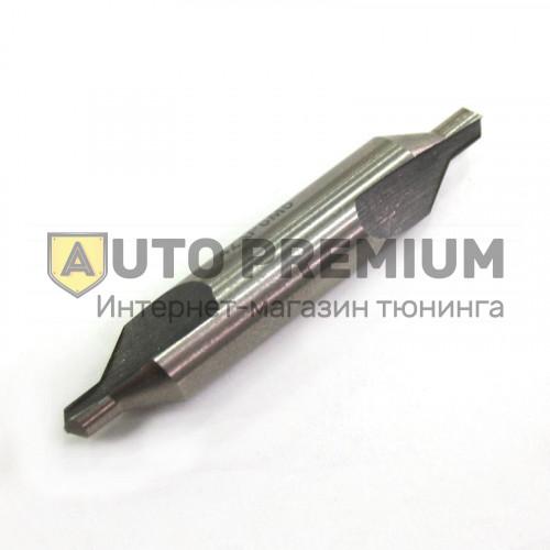 Сверло центровочное 4,0 (А) Волжский инструмент 9133
